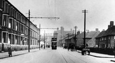Colwick Road, Sneinton, c Nottingham City, Nottingham Station, Old Pictures, Old Photos, Vintage Dance, Family History, 1920s, The Past, England