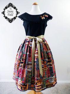 Book Dress