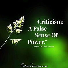 One of the most destructive behavioral patterns in relationships, is excessive criticism.   https://instagram.com/p/BQnROvBBu2f/  Much love  Estee 💟  #coaching #enlightenment #love #positive #exercise #peace #change #power