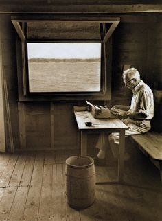 E.B. White in his Maine cabin. E.B. White 1899 – 1985 Most well known for Charlotte's Web and Stuart Little, the noted American writer E.B. White spent much of his post-New York adult life in Brooklin, Maine where he died at the age of 86 in 1985. Other books by White include The Trumpet of the Swan and The Elements of Style. White was a long-time contributor to The New Yorker and won a Pulitzer Prize for his work.
