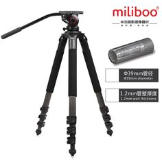 498.00$  Watch now - http://aicg4.worlditems.win/all/product.php?id=32797995394 - 2017 New  25KG high  capacity aluminium monopod stand professional camera tripods for camcorder dslr /miliboo MTT702B tripod