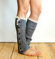 Grace and Lace - The Nellie Knit, $36.00 (http://www.graceandlace.com/leg-warmers/the-nellie-knit/)