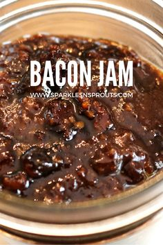 Bacon is AMAZING all on its own but when you make it into Jam it is SUPER CRAZY AMAZING!!