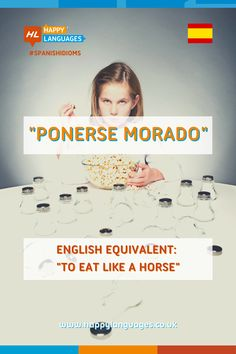 When was the last time that you ate a lot?🍗🍛🧁 Try to use this funny Spanish idiom and write an example!✍🏼 Spanish Idioms, Funny Spanish, Spanish Humor, Idiomatic Expressions, Learn Spanish, Language, Writing, Learning, Happy