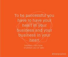 #quote #business #entrepreneurship #passion #heart