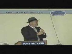 Rabbi Daniel Lapin - Port Orchard - Thou Shall Prosper- Pt.1