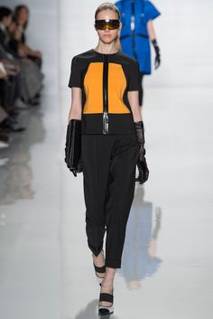 Michael Kors Collection Fall 2013 Ready-to-Wear Fashion Show - Sasha Luss