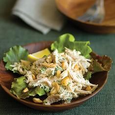Lemon Cashew Chicken Salad (via www.foodily.com/r/uvNmThQ70i)