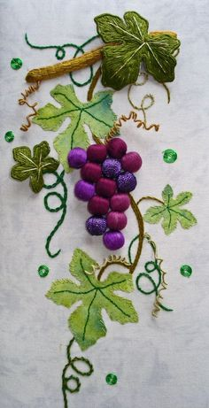 So beautiful . . . Embroidered