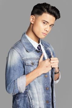 Russell Reyes Russell Reyes, Star Magic, My One And Only, Pinoy, Superstar, My Life, Denim, Stars, Ph