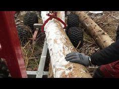Amazing Combo For Homestead Logging - YouTube