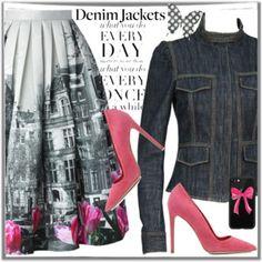 Denim Trend: Jean Jackets