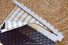 Sy lynlås i en taske eller pung, Guide til isyning af lynlås og foer Crochet Pouch, Diy Crochet, Crochet Bags, Bobler, Stocking Stuffers, Diy Fashion, Crochet Projects, Needlework, Zip Around Wallet