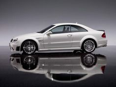 2008 Mercedes-Benz CLK 63 AMG Black Series - F1 Safety Car for the Street