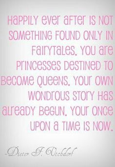 Live in the moment princess <3