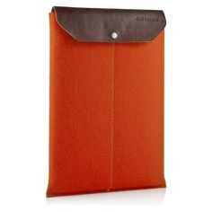 Laptop sleeve orange | Graf & Lantz