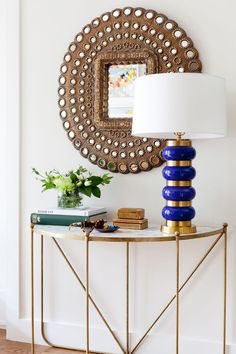 These stunning entry table décor ideas are all the inspiration you need to transform the oft-used space.