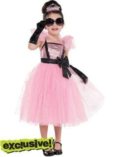 Girls Glam Princess Tutu Costume - Party City