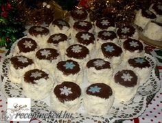 Érdekel a receptje? Kattints a képre! My Recipes, Cookie Recipes, Oreo, Deserts, Food And Drink, Sweets, Cookies, Cake, Recipes For Biscuits