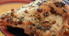 This is one of the best seasoned chicken recipes I've ever made. Try it tonight for dinner :)
