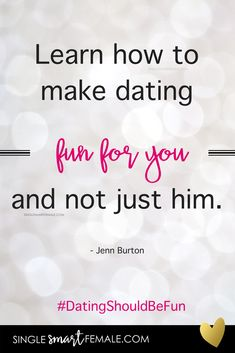 just dating for fun