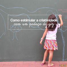 Neste post você vai conhecer uma das dicas do Tempojunto de como estimular a criatividade das crianças usando materiais simples.