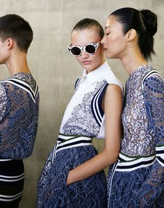 Preen by Thornton Bregazzi spring/summer 15.