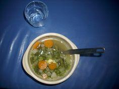 La recette du potage Julienne réalisée par des enfants pour des enfants sur le site la cuisine de mémé Moniq