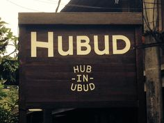Hubud [Hub-in-Ubud] is a collaborative work space home to a diverse community of local and visiting creatives, techies, entrepreneurs and business folk, change-makers, down-shifters and truth-seekers. Bali, One Co, Change Maker, Coworking Space, Digital Nomad, Ubud, Southeast Asia, Travel Inspiration, Travel Destinations