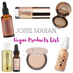 I recently got my paws on Josie Maran's vegan Argan Matchmaker Serum Foundation, and I freaked out over its magical, wizardry awesomeness (review will be up tomorrow – stay tuned to find out why it's so friggin' magical)… and it got me curious about Josie Maran's other vegan offerings, so I reached out to the company... Read More >>