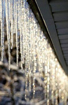 #photography ToniK Joyeux Noël #Christmas eaves icicles ana-rosa.tumblr.com