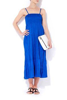 #WallisFashion Blue Two Way Dress