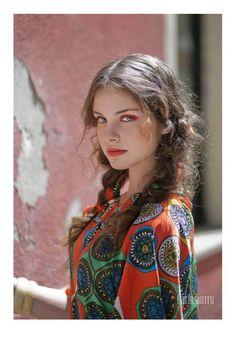 Sardinian People, Pretty And Cute, Girl Model, Dreadlocks, Hair Styles, Beauty, Beautiful, Women, Fashion