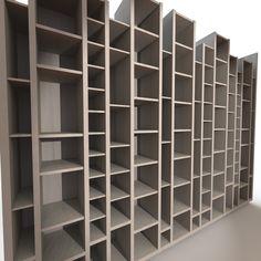 designermade - furniture bergen Norway Møbler Bookshelves, Bookcase, Bergen, Norway, Shelving, Furniture, Home Decor, Shelves, Bookcases