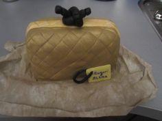 Torta Clutch Botega Veneta
