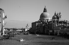 Canal Grande by Andrea Zavagnin on 500px#venezia #venice #italy #romantic