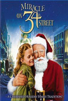 Miracle On 34th Street (1947) - Maureen O´Hara Color Version DVD