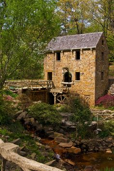 Old Mill in North Little Rock