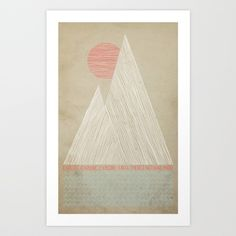 Nothing More Art Print by Wesley Bird | Society6