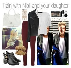 """With Niall"" by fakeverahoran ❤ liked on Polyvore"