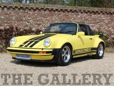 1977 Porsche 911 Carrera 3.0 WTL ONE OF ONE