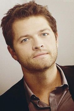 misha collins eyes