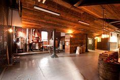 Philadelphia's New Liberty Distillery In Kensington Is Now Open To The Public For Tours And Tastings (Photo courtesy Millstone Spirits Group)