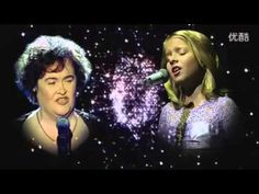 Jackie Evancho & Susan Boyle : A Mother's Prayer (tele duet (in the comments, someone believes that this is not Susan Boyle but Barbra Streisand, they have two very distinct but different voices, this is definitely Susan Boyle) Music Mix, Sound Of Music, Positive Songs, Prayer For Mothers, Funeral Songs, Spiritual Music, Jackie Evancho, Violin Music, Music Clips