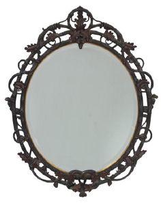 www.liveauctioneers.com item 51688200_victorian-german-black-forest-mirror