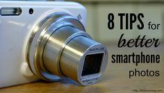 Tips for taking non-crapolicious smartphone photos