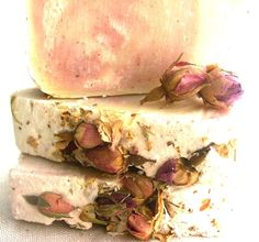 Lavender Rose Soap  Lavender Rose Geranium Soap  by AquarianBath, $5.50