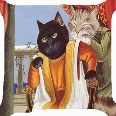 Cushion cover throw pillow case 18 inch cat king gold rob... https://www.amazon.com/dp/B015OI9L66/ref=cm_sw_r_pi_dp_x_urn6ybTTN7ZPD