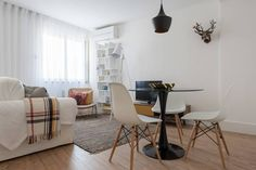 minimalistische Eetkamer door OW ARQUITECTOS I simplicity works