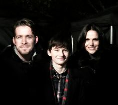 Henry, Regina and Robin #Once